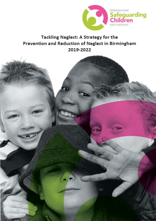 Neglect Strategy Front Cover