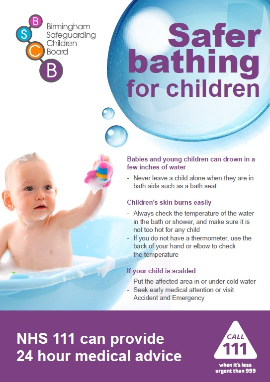 Safer Bathing